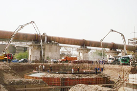 Baqer cement plant expansion project in Yemen