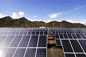 Reactive power compensation for 2MW solar power plant in Ecuador