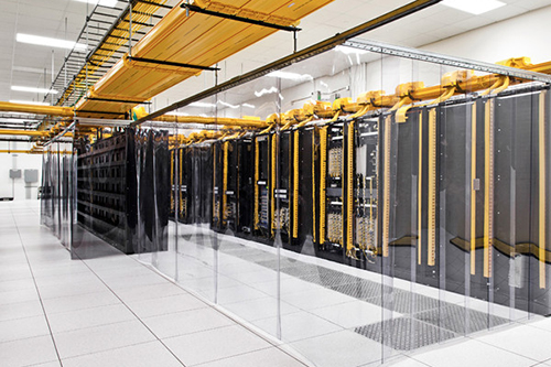 Power quality optimization of data center in South Australia